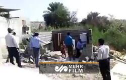جزئیات ماجرای تخریب خانه خانم سرپرست خانوار در بندر عباس