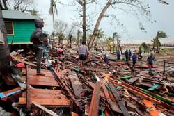 خسارت توفان یوتا در آمریکای مرکزی