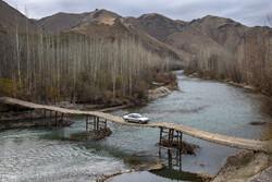 « یاسه چای » تنها روستای بدون کوچه ایران