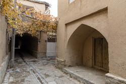 تعمیر و مرمت بافت تنها «روستای بدون کوچه» ایران/ ۴ میلیارد هزینه شد