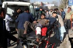 1 killed as multiple rockets hit Kabul