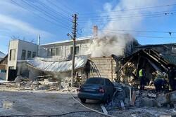 Kazakistan'da patlama: 1 ölü, 33 yaralı