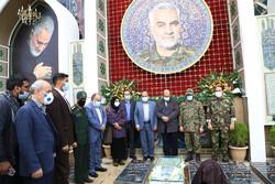 قيادي بالحشد: نشكر ايران على إقامة برامج ثقافية مؤثرة في روح الشباب المقاوم