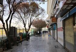 تصاویری از شرایط تردد کرونایی در ساری