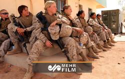 تجاوز و سوء استفاده جنسی در ارتش آمریکا!
