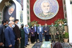 Intl. Resistance FilmFest pays tribute to Martyr Soleimani
