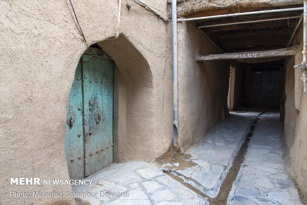« یاسه چای » تنها روستای بدون کوچه ایران - چهارمحال و Historic village of Yaseh Chah