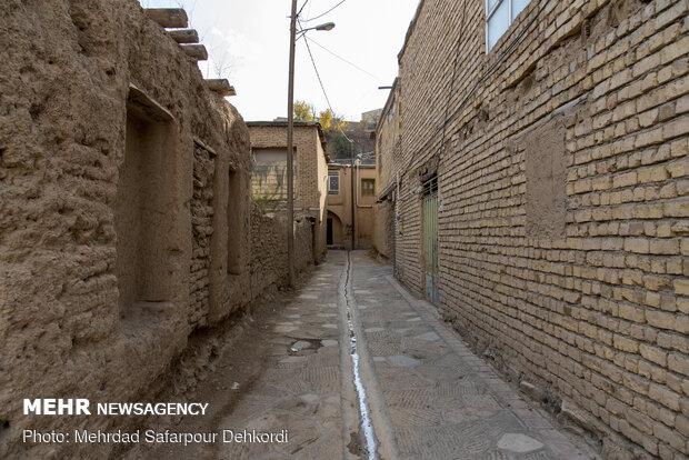 Historic village of Yaseh Chah