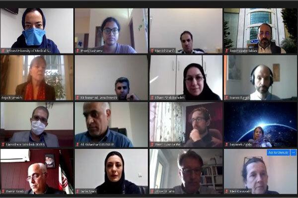 آغاز به کار پروژه همکاری ایران و اروپا برای آموزش در سلامت جهانی