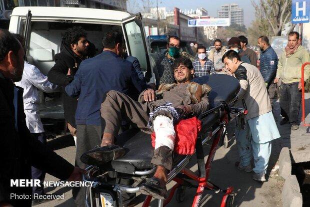 کابل میں 2 بم دھماکوں میں 8 افراد ہلاک