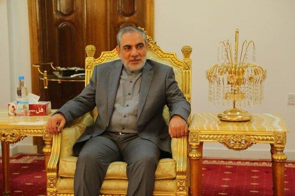 السفير الإيراني لدى صنعاء يلتقي برئيس مجلس النواب اليمني