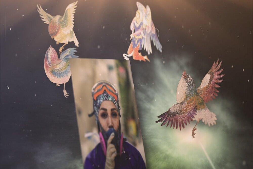«فرشتگان شهید» از مدافعان سلامت میگویند/ ۱۷۰ قصه از یک حماسه