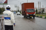 جریمه ۱۵۰۰ خودرو در طرح اعمال محدودیت های کرونایی در ایلام
