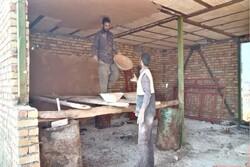 ساخت خانه محرومان توسط گروه جهادی شهید شیرخانی