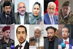 مجلس افغانستان به ۱۰ وزیر پیشنهادی رای اعتماد داد