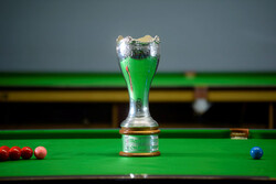 Iranian snooker players to participate at UK Championship