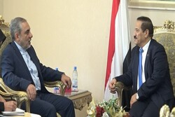 سفير ايران لدى صنعاء يلتقي وزير الخارجية اليمني
