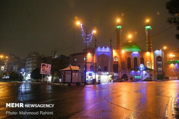 میدان شهید طهرانی مقدم- ساعت 21:52