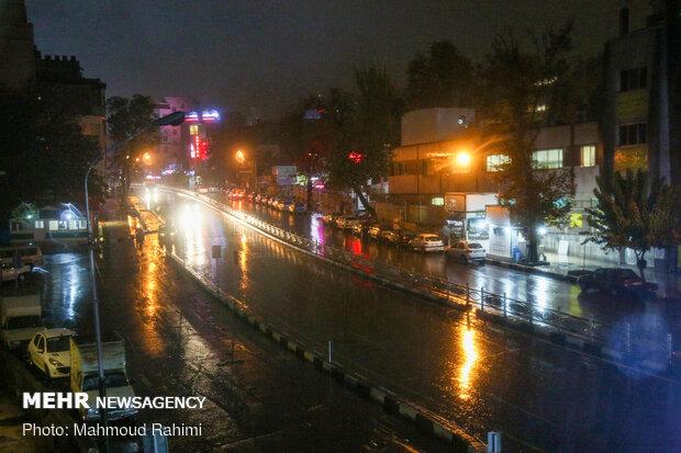 خیابان شهرداری- ساعت 22:28