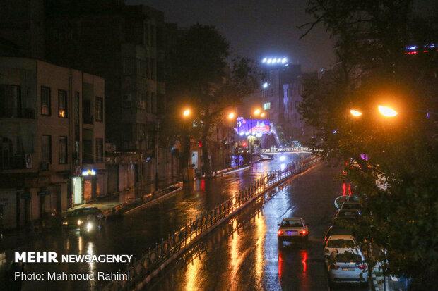 Traffic ban in Tehran amid coronavirus