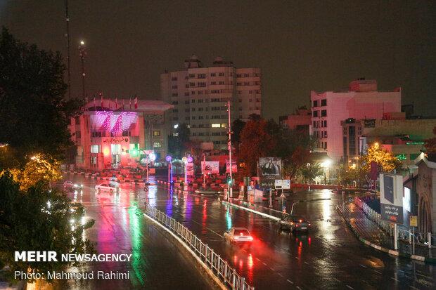میدان قدس- ساعت 22:30
