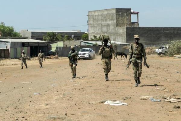 پیشروی نیروهای اتیوپی به سوی مرکز استان «تیگرای» ادامه می یابد