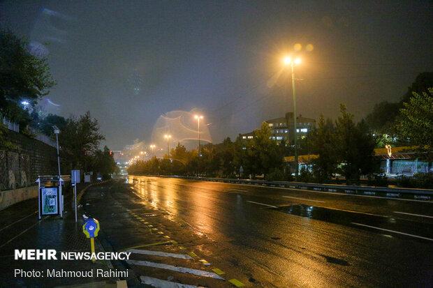 بزرگراه شیخ فضل الله- ساعت 21:41