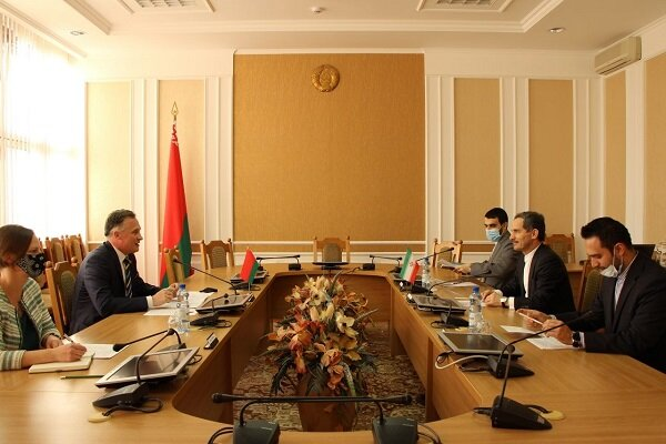 Iran, Belarus mull over ways for activating parl. diplomacy