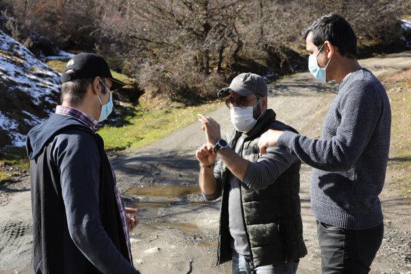 ادامه فیلمبرداری «ایرانزاد» در استان مازندران