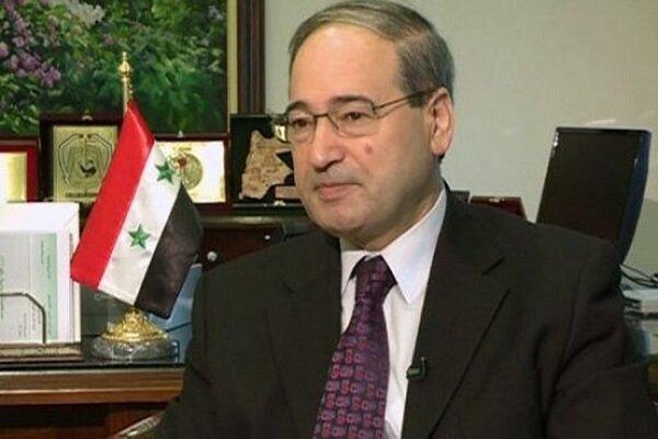 İngiltere'den Suriye Dışişleri Bakanı'na yaptırım kararı