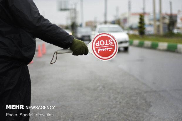 اعمال قانون ۱۳۳۳دستگاه خودرو در گلستان/۱۲۷۱ خودرو بازگردانده شدند