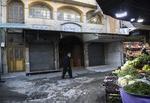 Korona kısıtlamalarının ikinci gününde Senendec pazarı