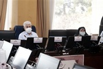 آخرین وضعیت تولید واکسن کرونا در کمیسیون بهداشت بررسی شد