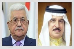 «محمود عباس» بر لزوم تقویت روابط با آلخلیفه تأکید کرد!