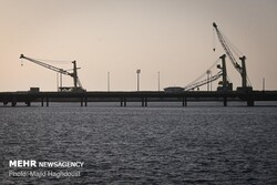 38 port, maritime construction projects underway in Chabahar