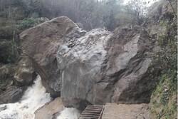 آبشار ماسوله از بین رفت