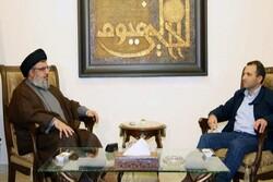 حزب الله و جریان آزاد ملی لبنان در مسیر تقویت روابط دو جانبه