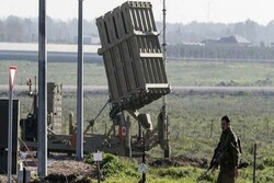 Zionists resort to boost Iron Dome in fear of Palestinians