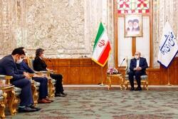 Galibaf, Türkiye'nin Tahran Büyükelçisi'ni kabul etti
