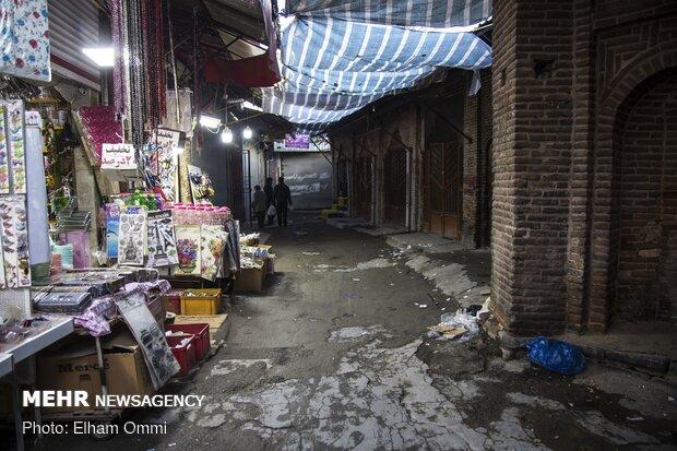 İşte Korona kısıtlamalarının ardından Senendec pazarı