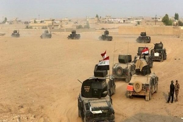 Iraqi army launches anti-ISIL operation in Al Anbar province