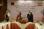 امضای سند تفاهمنامه کمیسیون مشترک همکاریهای اقتصادی ایران و قطر