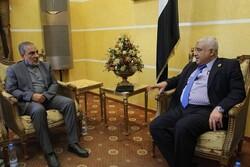Iran, Yemen discuss agricultural coop.