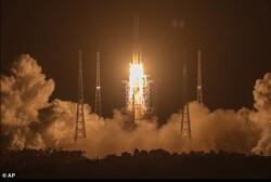 چین عملیات نمونهبرداری از ماه را آغاز کرد