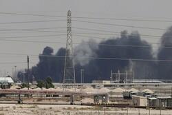 نیروهای یمنی شرکت نفتی «آرامکو» در خاک عربستان را هدف قرار دادند