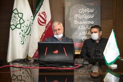 سومین سمپوزیوم مجسمهسازی مفاخر ایران افتتاح شد