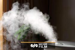 خطر دستگاه بخور در انتقال کرونا و آنفلوآنزا