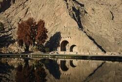 İran'da gezilecek yer: Tak-ı Bostan