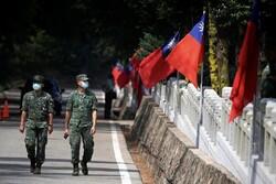 وزارت دفاع چین: آمریکا به ارتباط نظامی با تایوان خاتمه دهد