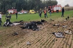 یک فروند بالگرد متعلق به رژیمصهیونیستی سقوط کرد